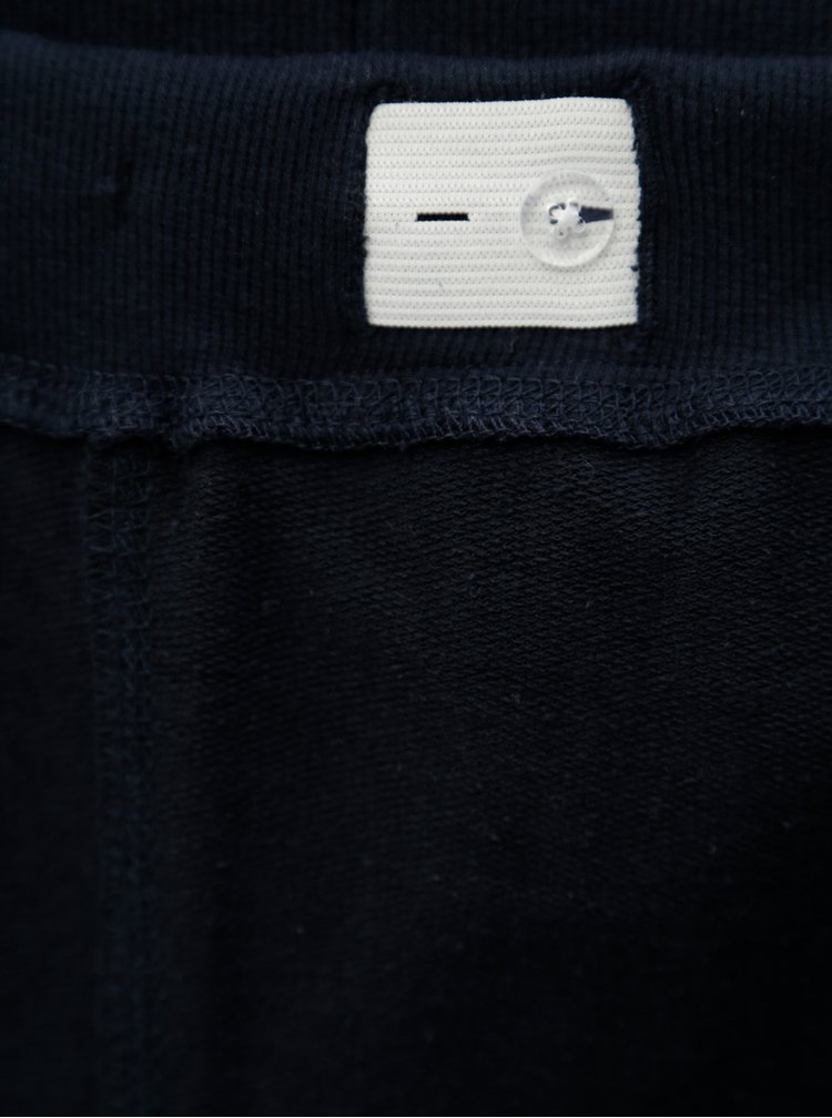 Tmavě modré klučičí tepláky name it Sweet
