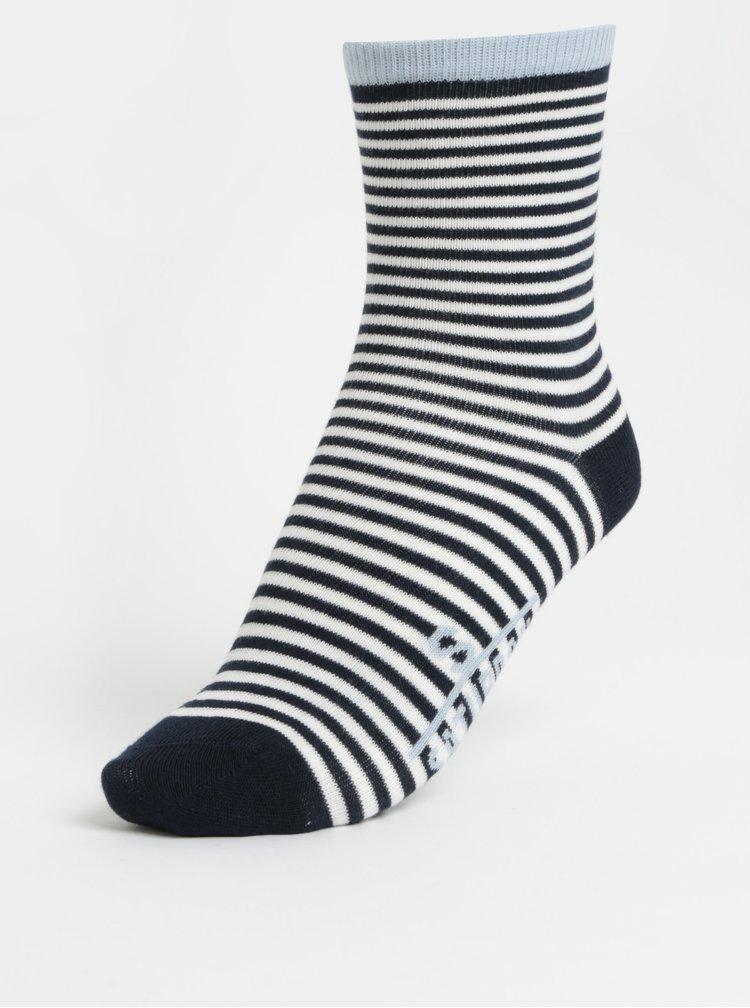 Sada sedmi párů klučičích ponožek v modré barvě name it Varly
