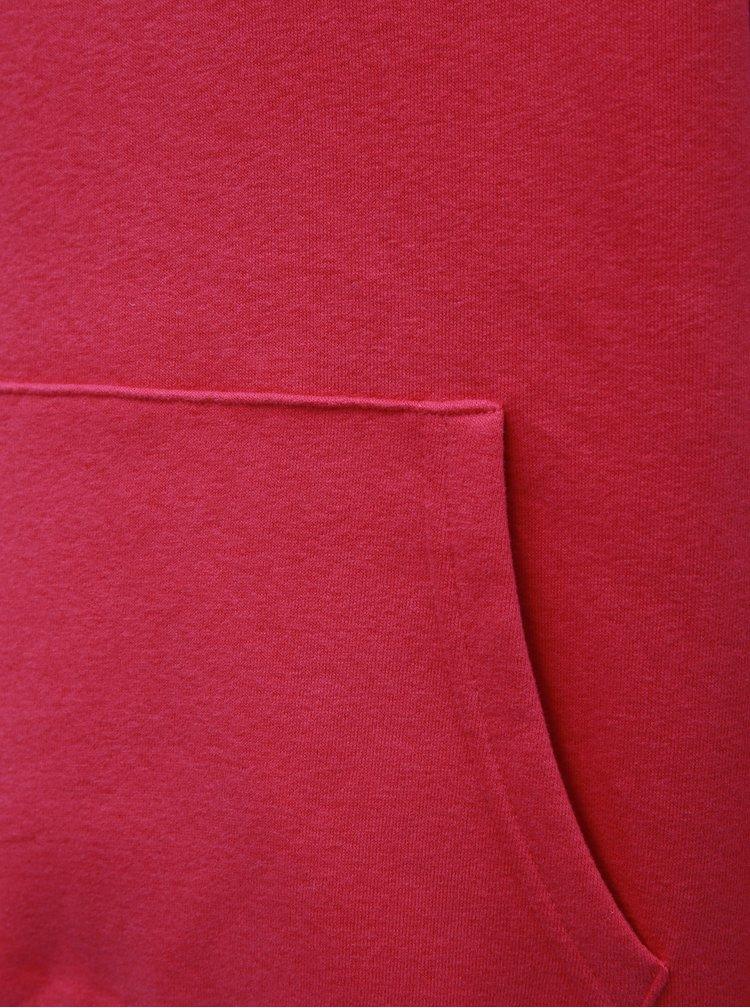 Červená klučičí mikina LIMITED by name it Mlasso