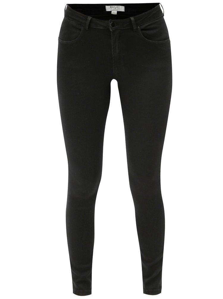 Černé regular fit džíny Dorothy Perkins