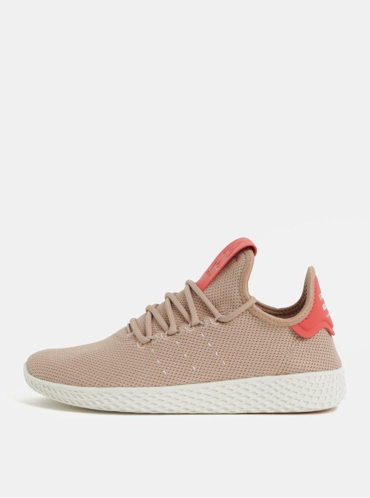 Starorůžové dámské tenisky adidas Originals