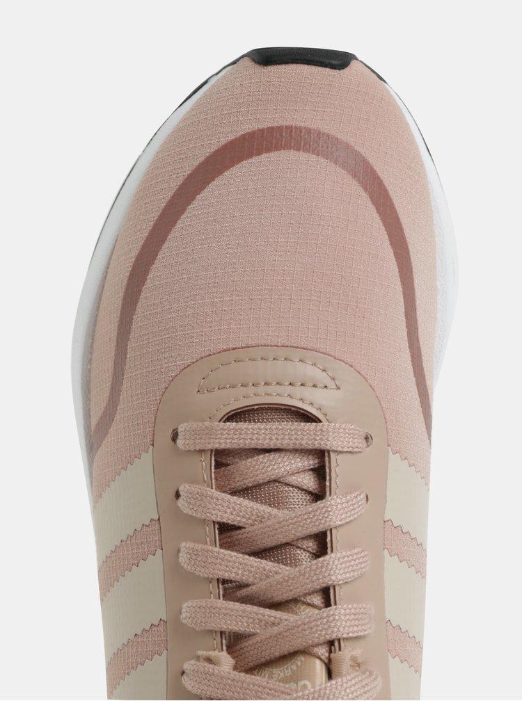 Starorůžové dámské tenisky adidas Originals Runner