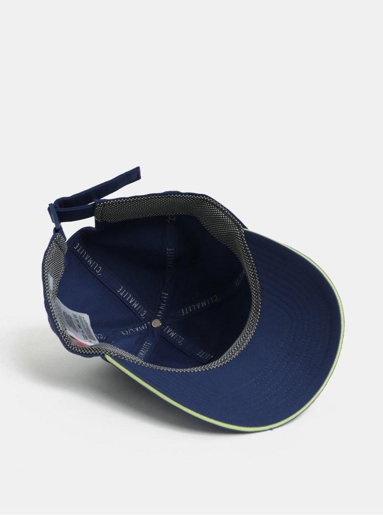 Modrá unisex kšiltovka adidas Performance Climalite