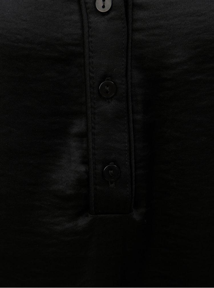 Černá halenka VILA Vicava