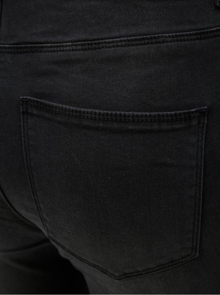 Černé slim fit džíny VILA Vicommit