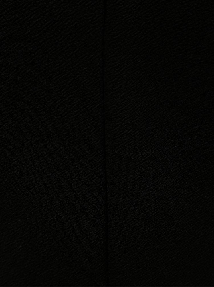 Rochie neagra cu maneci 3/4 Dorothy Perkins