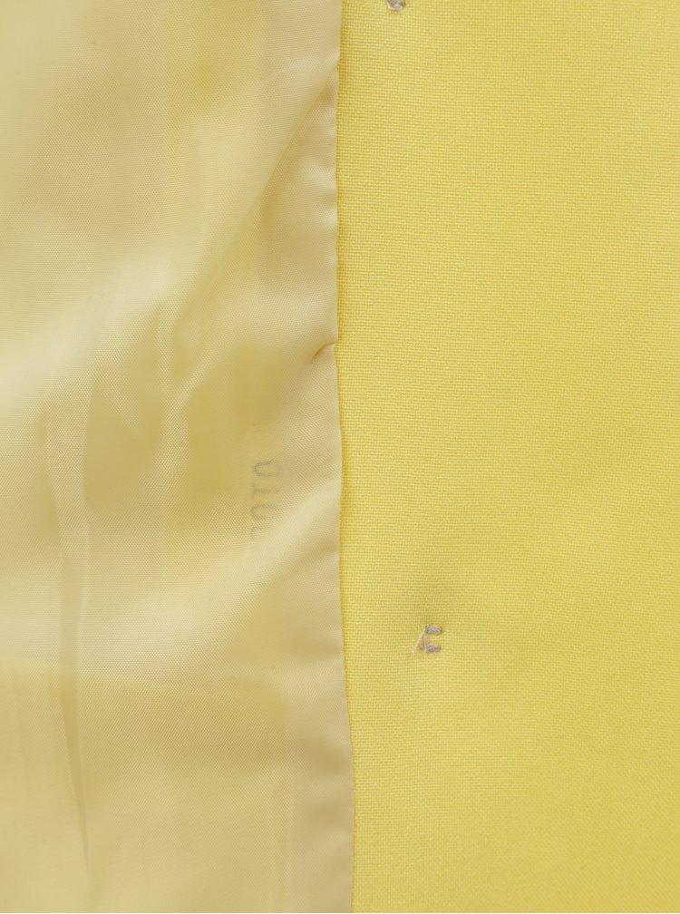 Žluté sako Miss Selfridge Petites