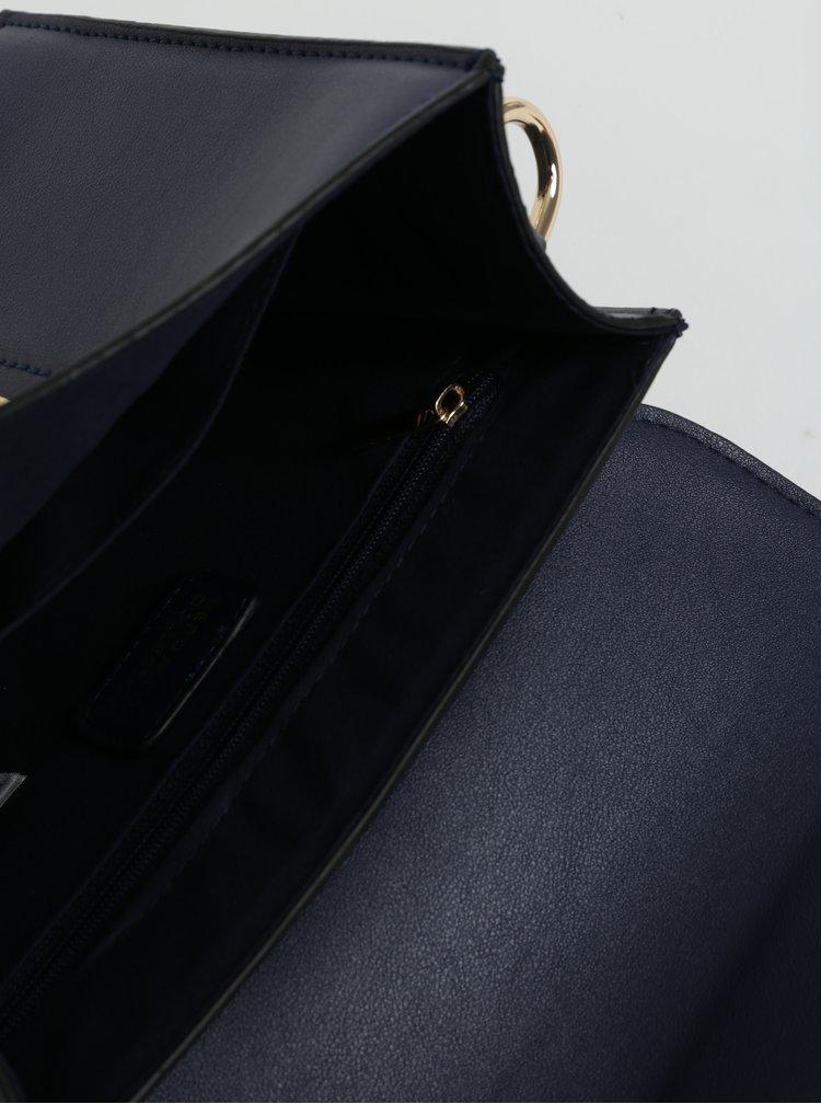 Tmavě modrá crossbody kabelka VERO MODA Ainslee