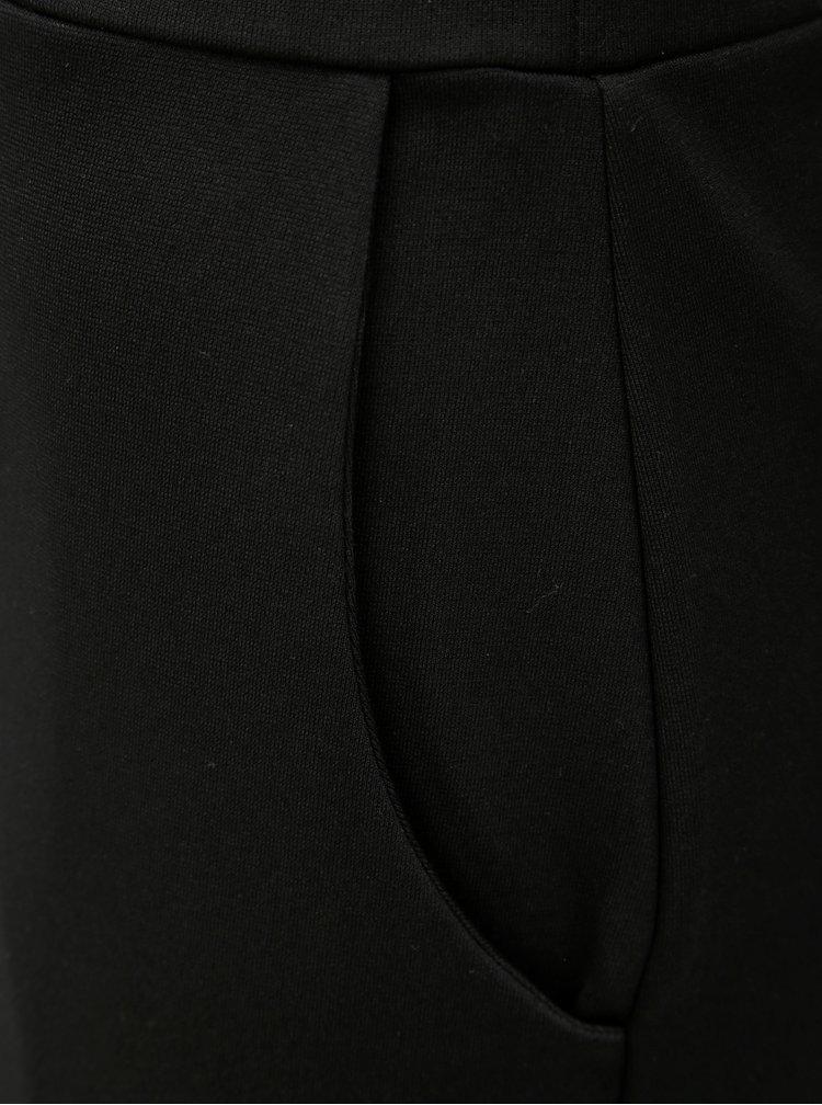 Rochie neagra lejera cu buzunare Selected Femme Vella
