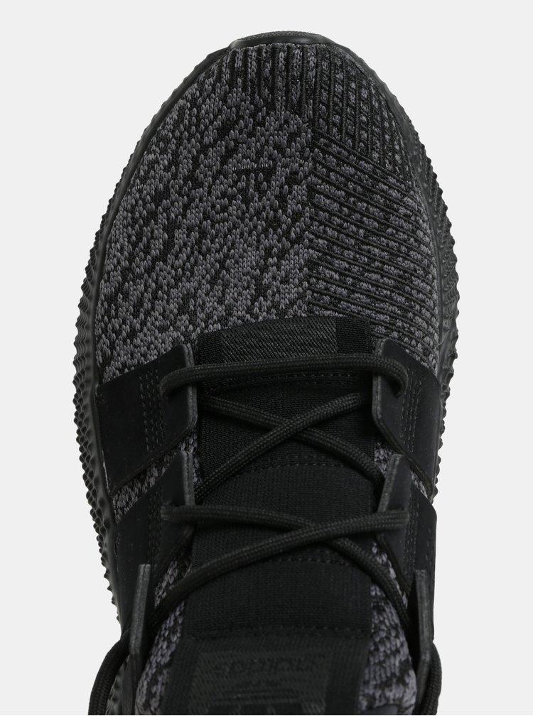 Šedo-černé pánské tenisky adidas Originals PROPHERE