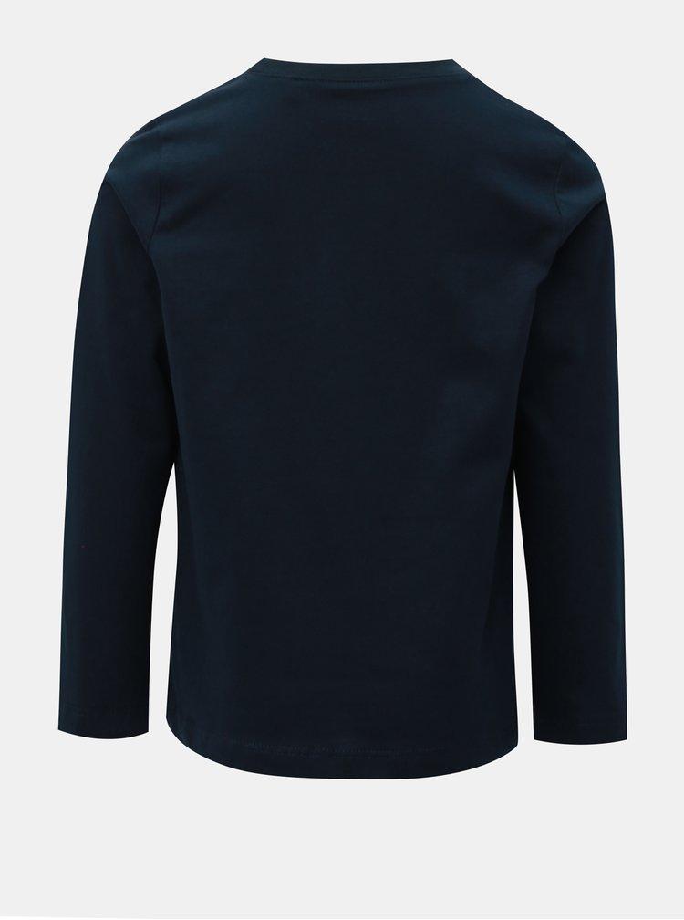 Modré klučičí tričko Name it