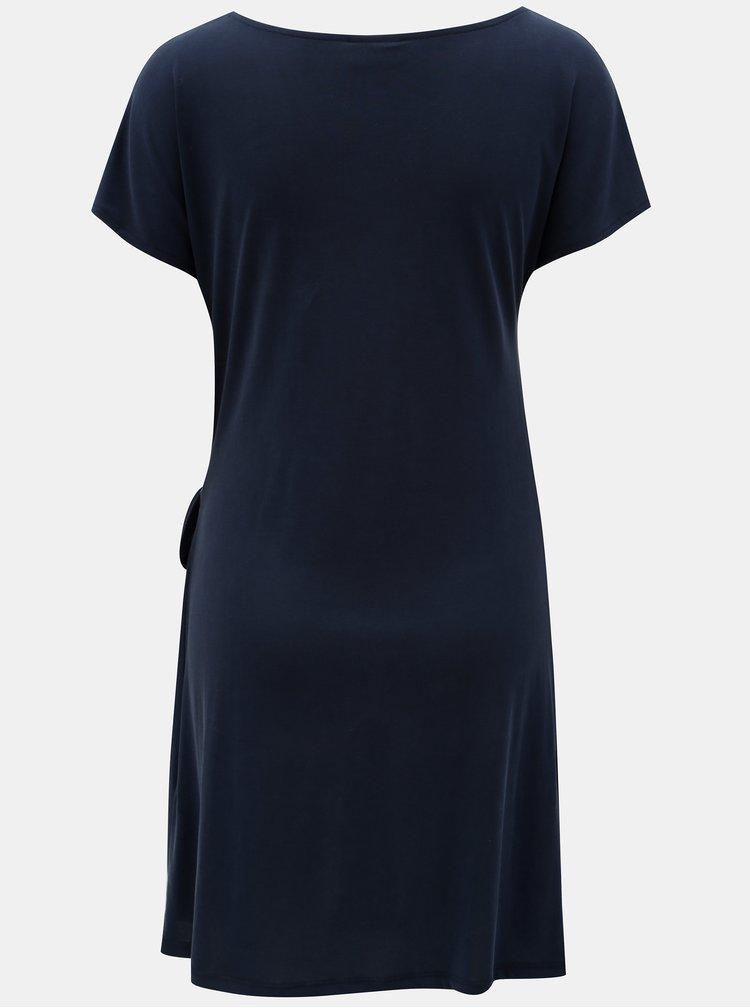 Tmavě modré šaty VILA Tetsy