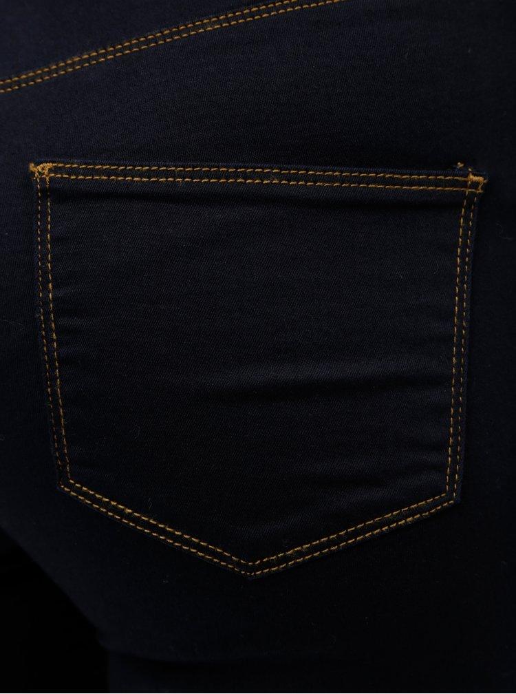Tmavě modré skinny džíny Dorothy Perkins