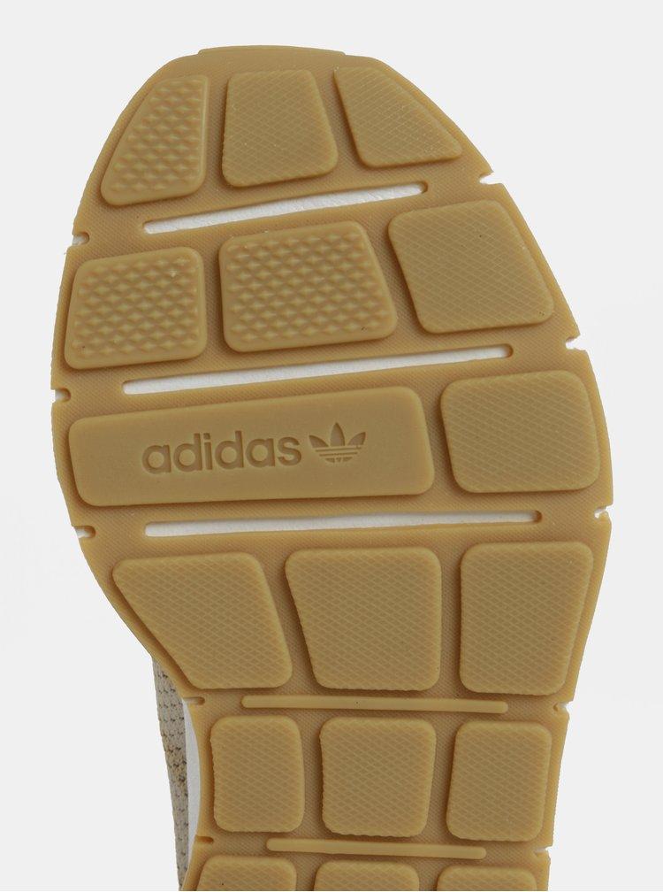 Tenisi barbatesti crem adidas Originals Swift run PK