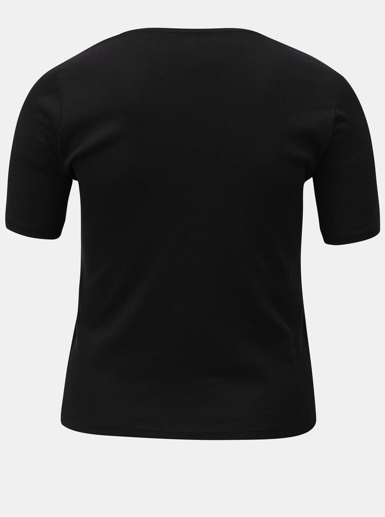 Sada tří triček v černé a bílé barvě simply be.
