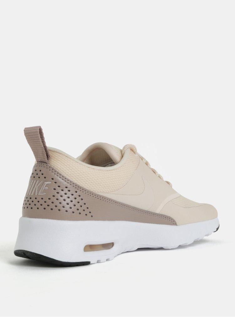 Meruňkové dámské tenisky Nike Air Max Thea