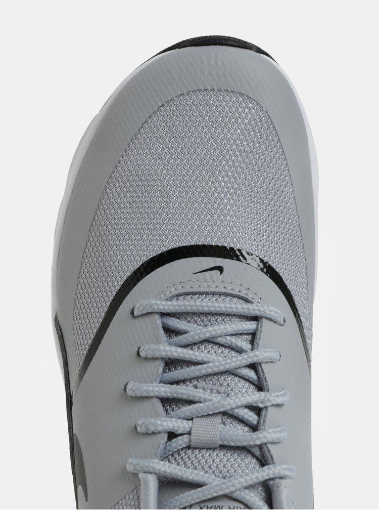 Šedé dámské tenisky Nike Air Max Thea