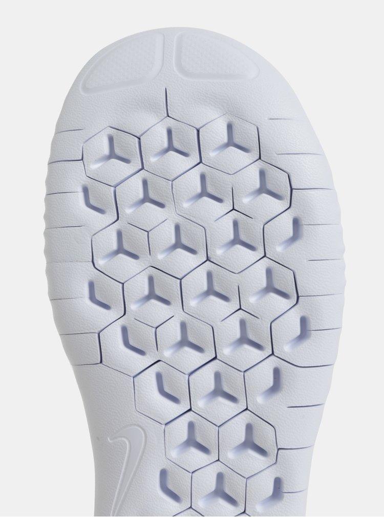 Bílé dámské tenisky Nike Free RN 2018