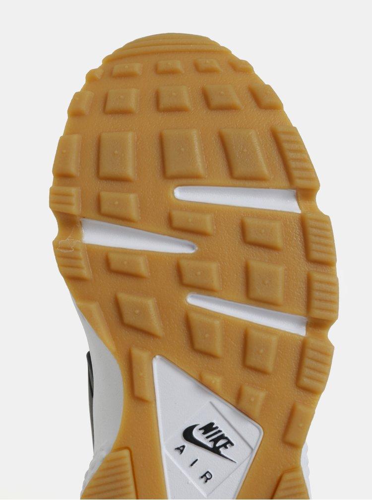 Černé dámské tenisky Nike Air Huarache Run PRM