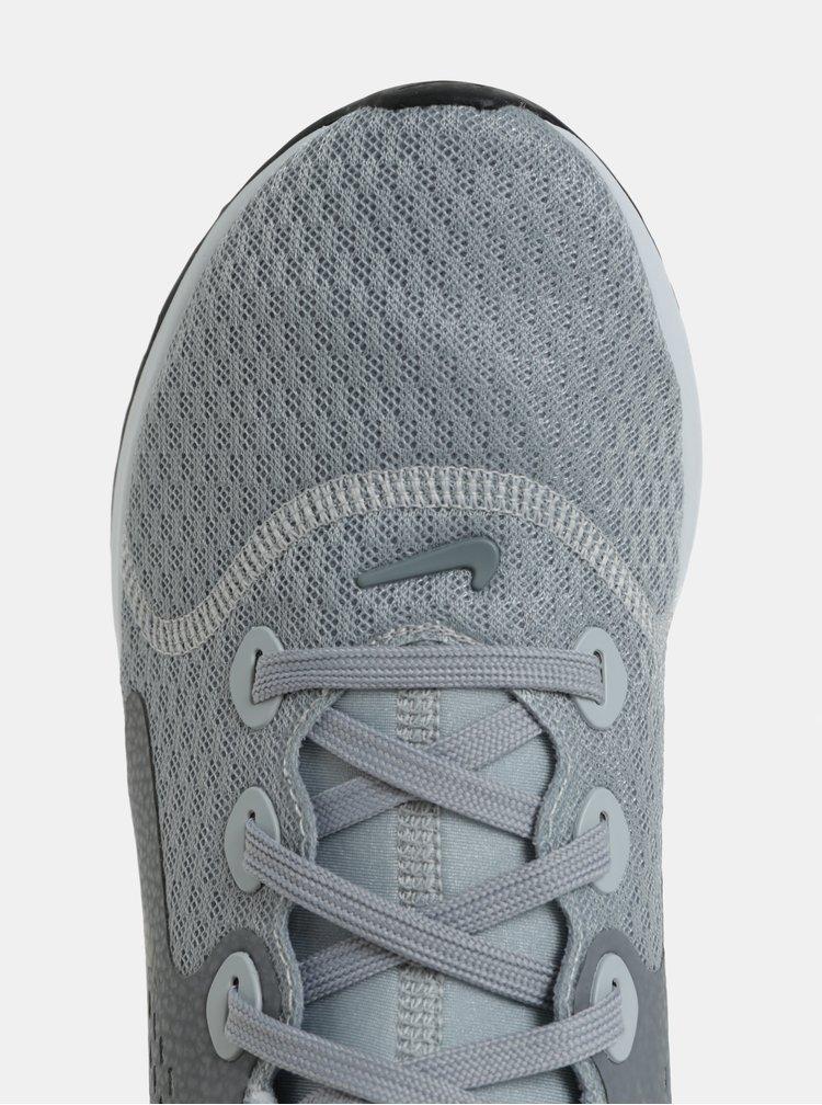Sivé dámské tenisky Nike Legend React