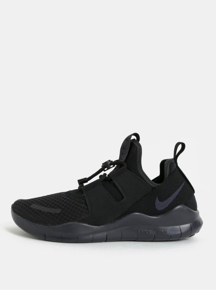Černé pánské tenisky Nike Free RN CMTR 2018