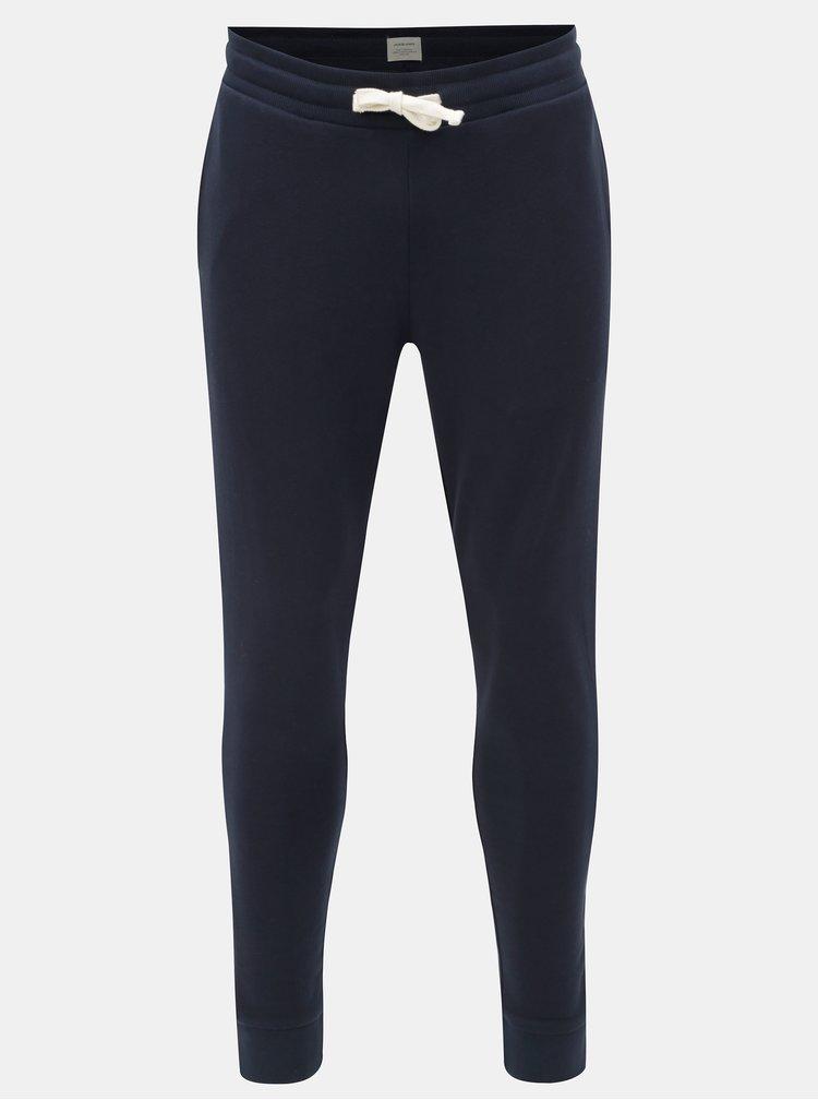 Pantaloni sport albastru inchis Jack & Jones