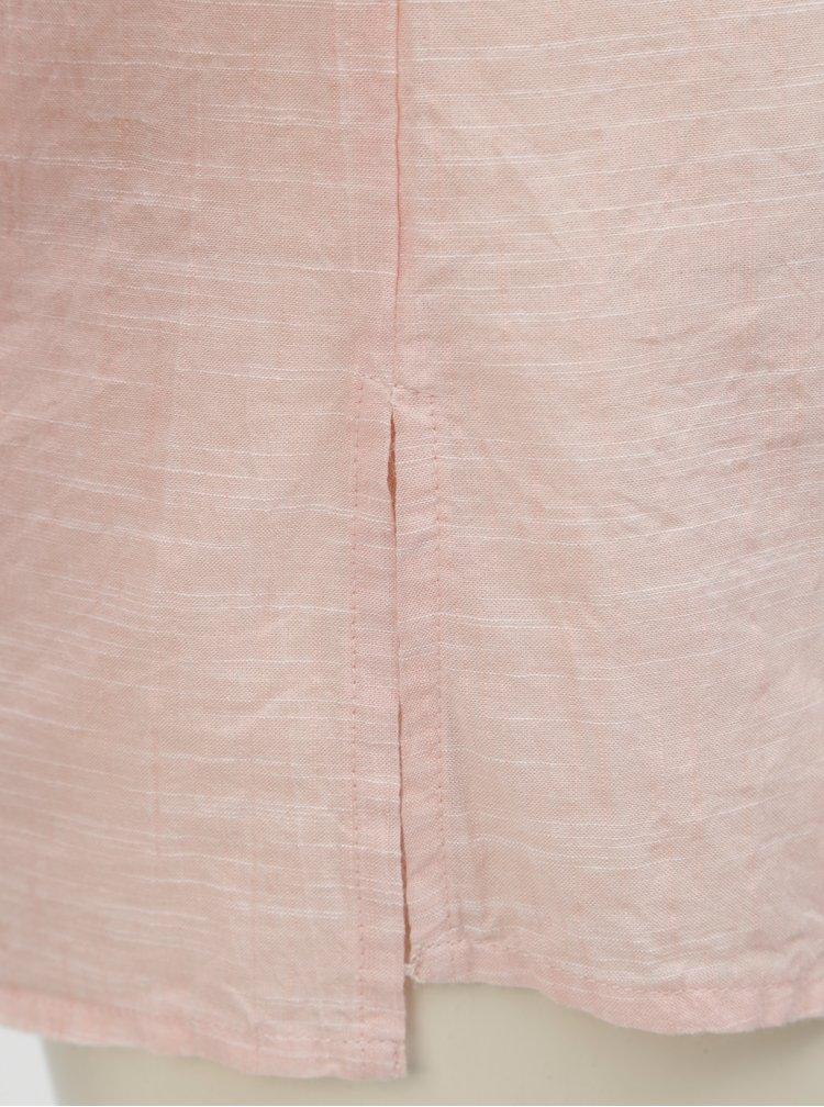 Růžová košile Dorothy Perkins