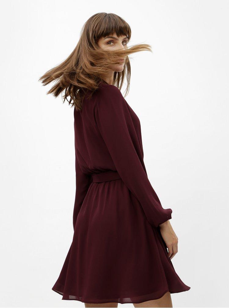 Rochie mini visinie cu talie elastica VILA Lucy