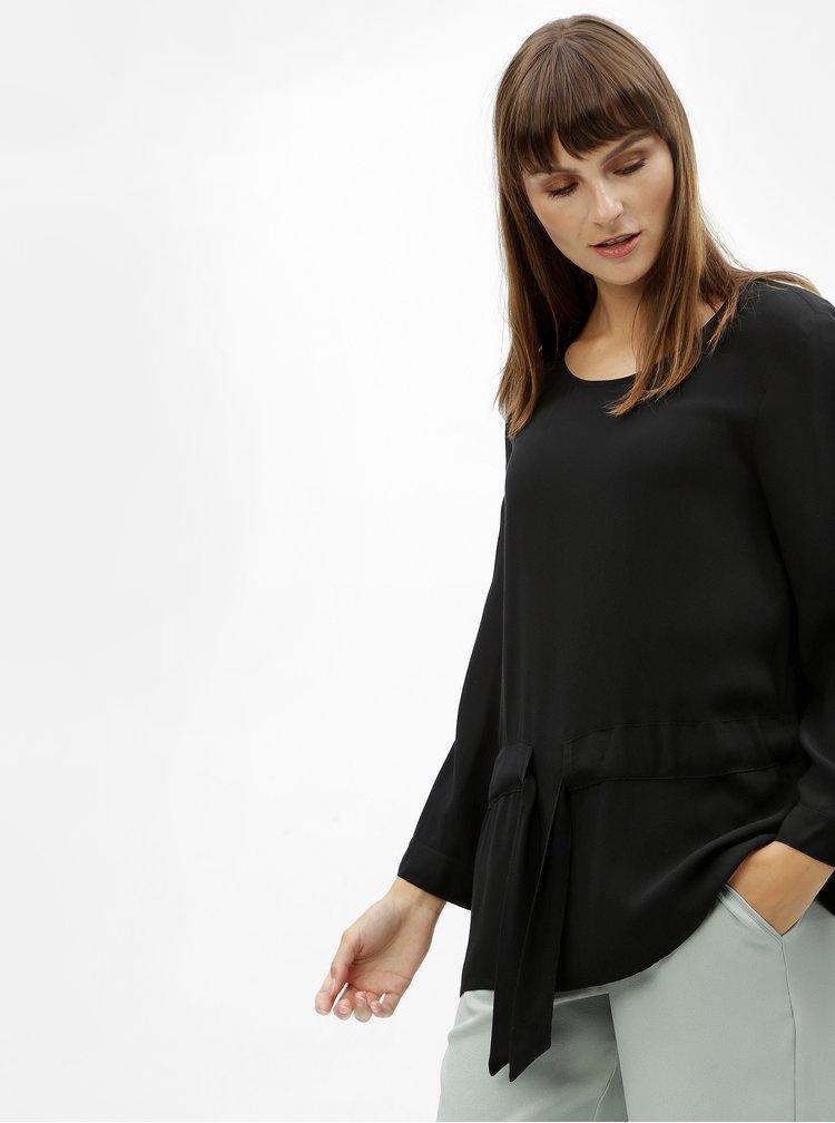 Bluza neagra Selected Femme Tanna