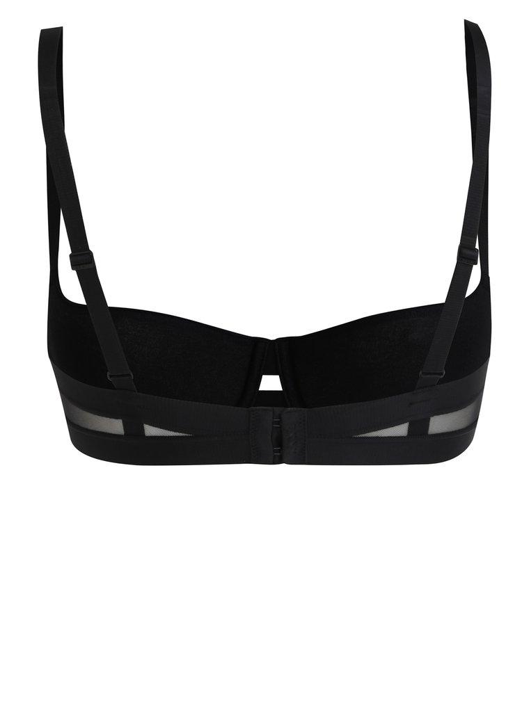 Černá podprsenka DKNY