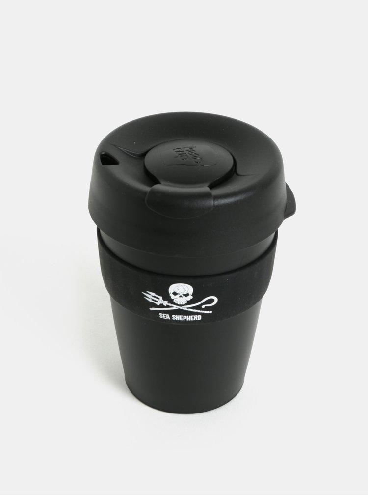 Černý cestovní hrnek KeepCup Original Medium