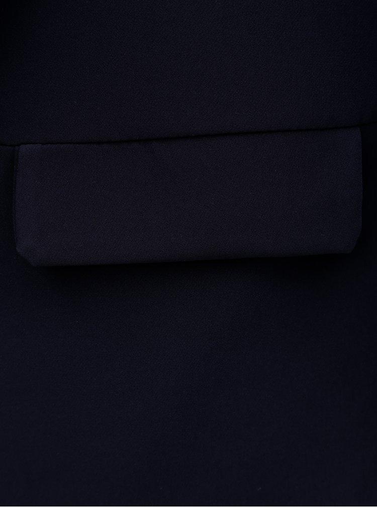 Modré sako s 3/4 rukávem Haily´s Livia