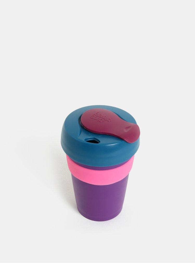 Petrolejovo-fialový cestovní hrnek KeepCup Original Six 177 ml