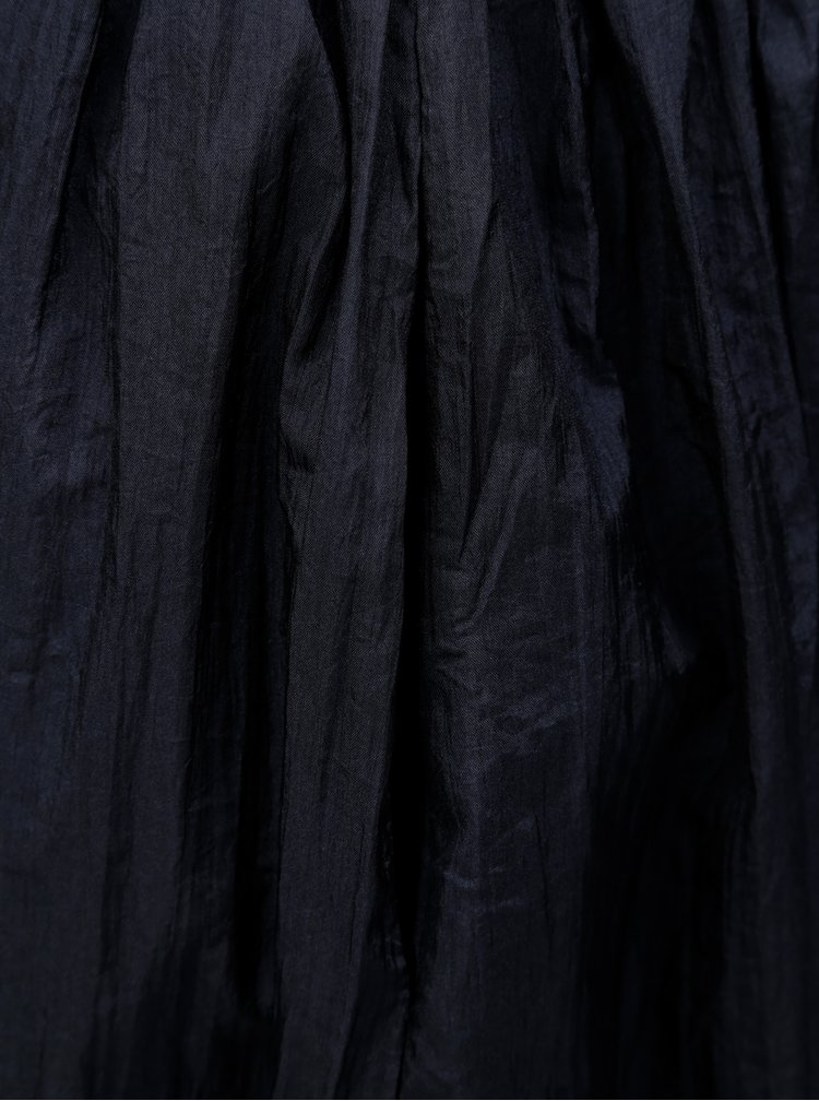 Rochie midi albastru inchis Moss Copenhagen Active
