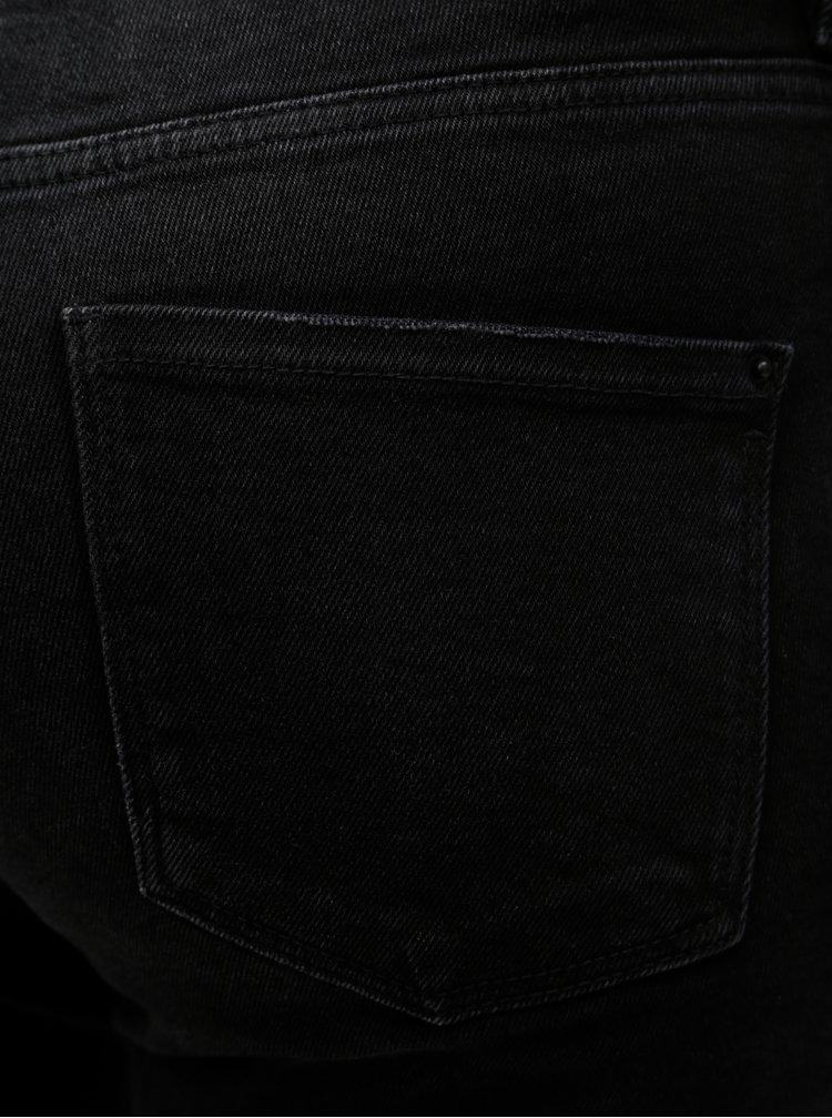 Černé skinny džíny Dorothy Perkins Premium Darcy
