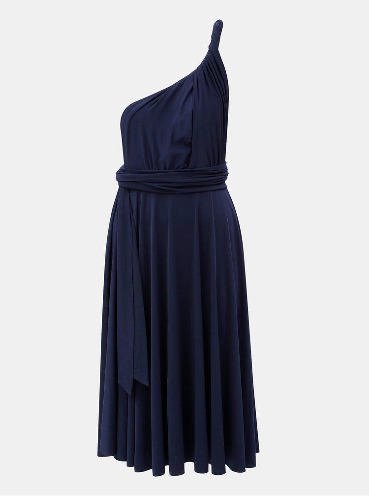 Tmavomodré variabilné šaty/sukňa ZOOT
