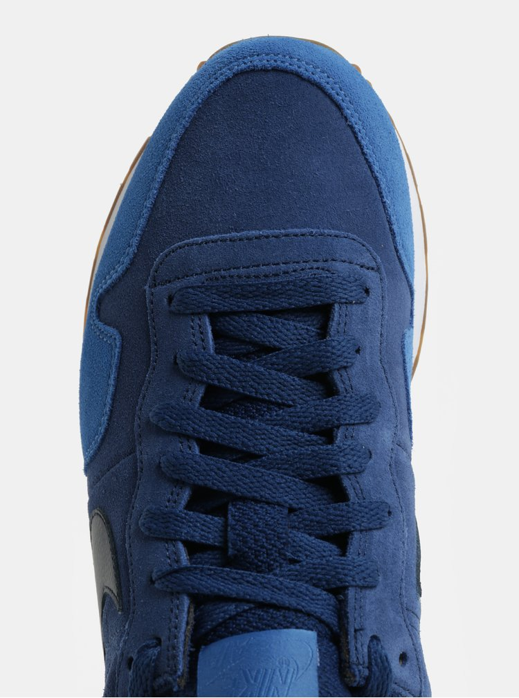 Modré pánské semišové tenisky Nike Air Pegasus '83