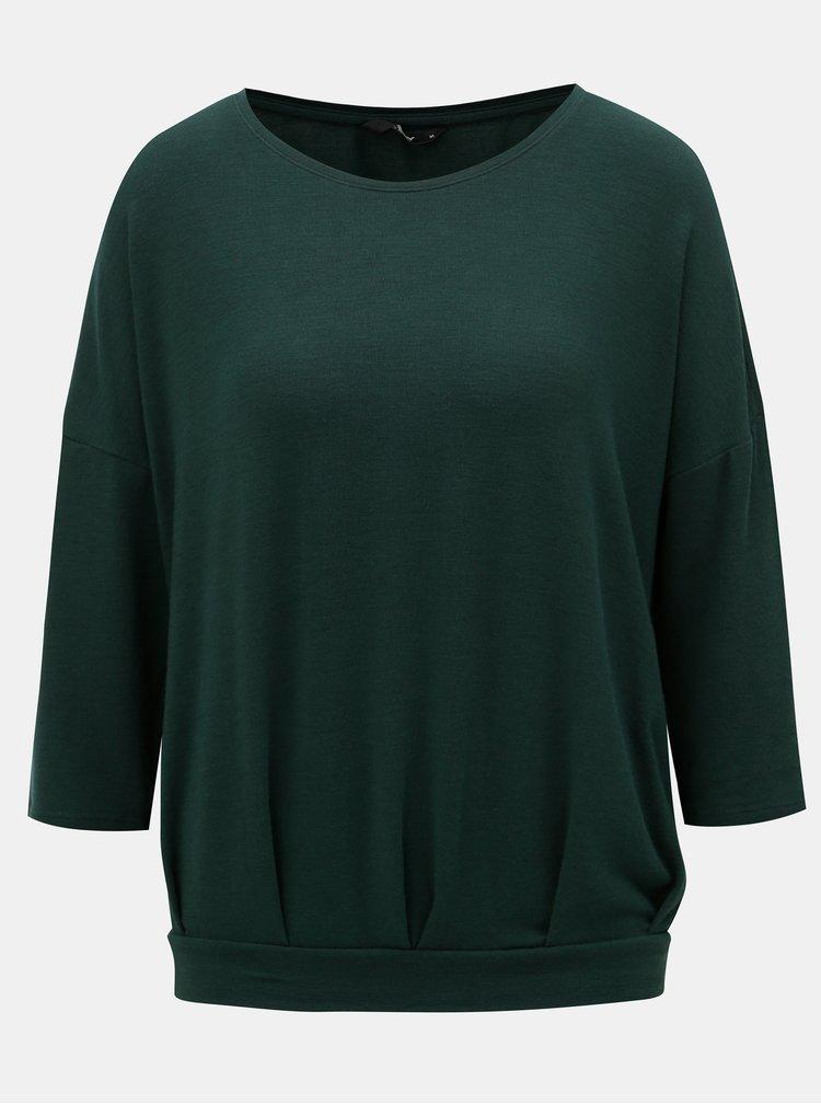 Tricou verde lejer ONLY Mida