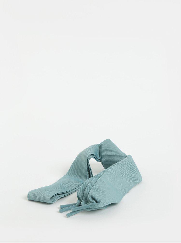 Pantofi sport de dama mentol din piele intoarsa cu panglica Puma Heart Pebble