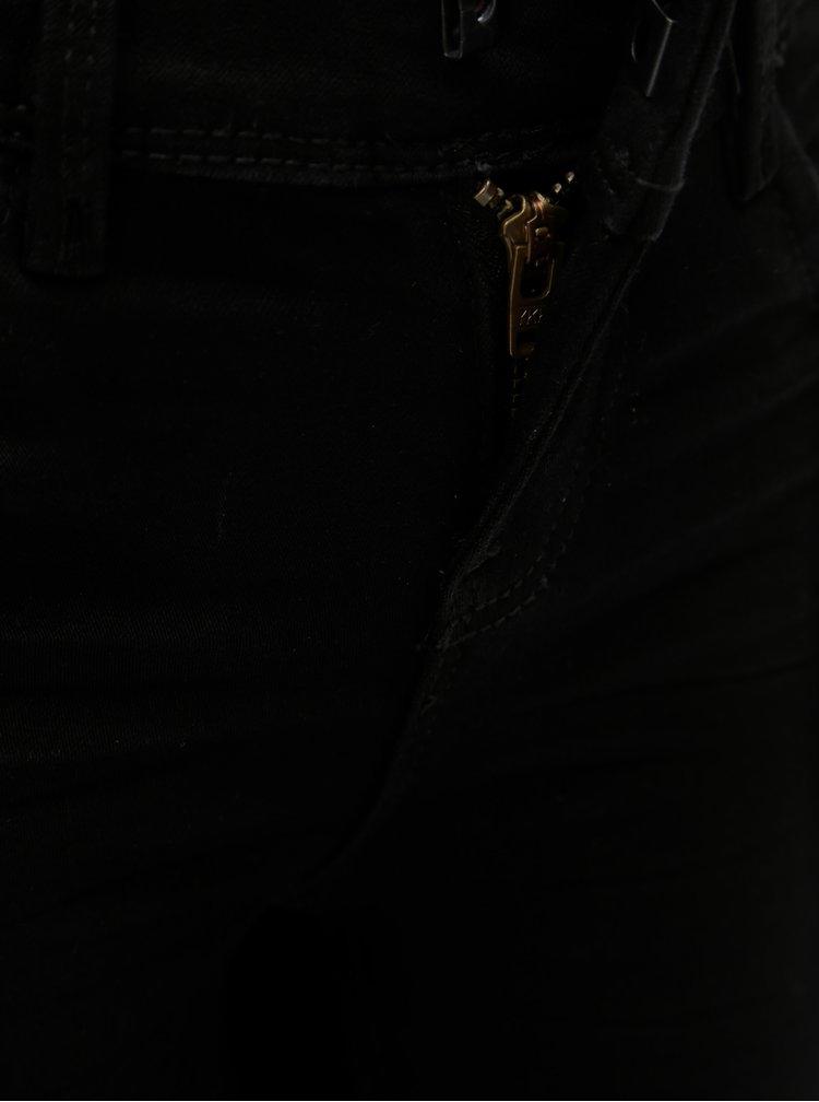 Černé holčičí skinny džíny Name it
