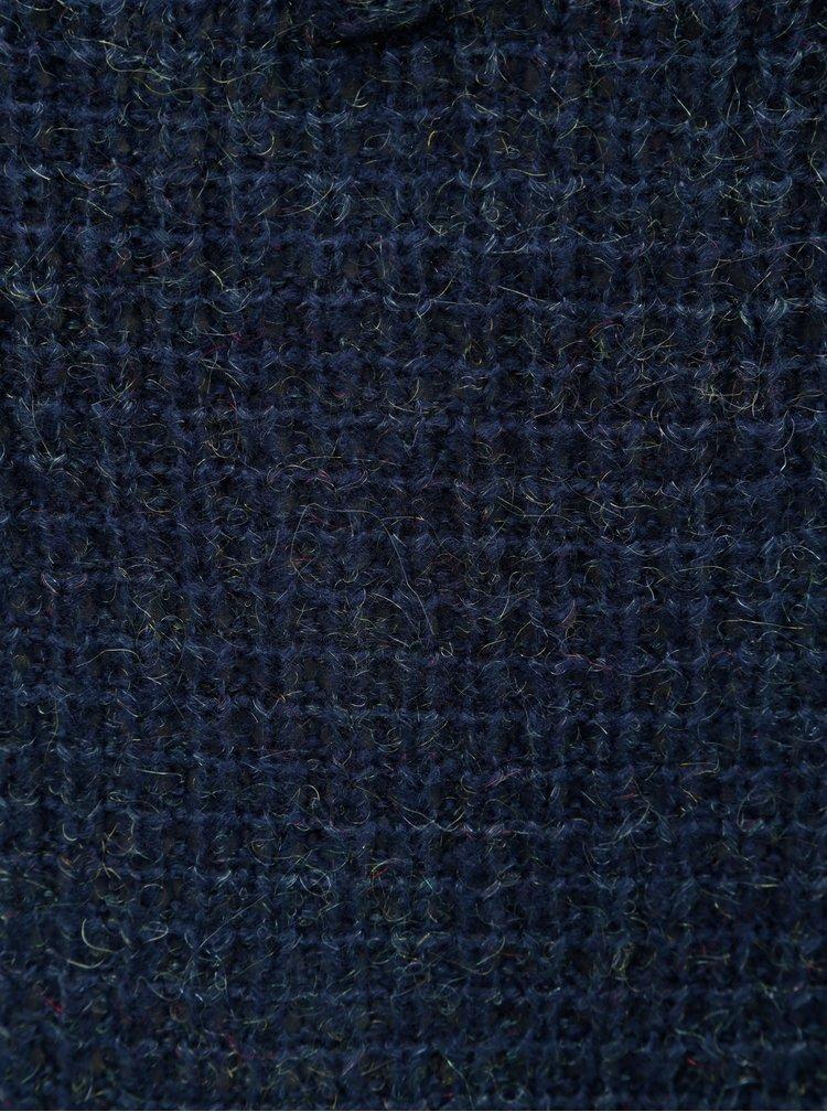 Pulover albastru lejer Jacqueline de Yong Ivy