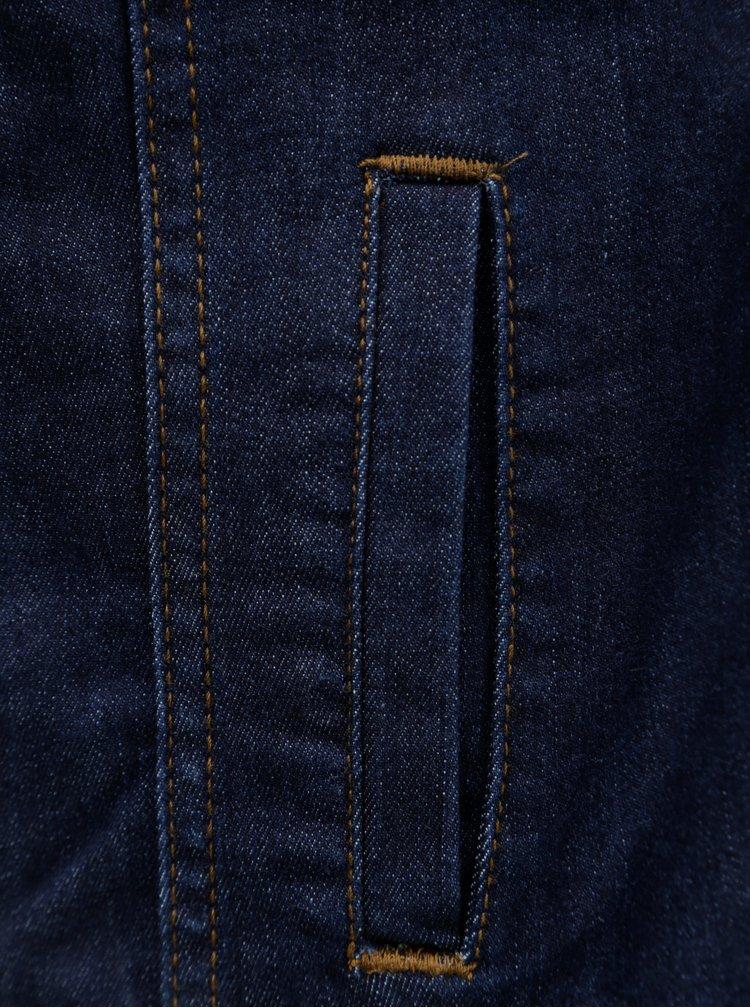 Tmavě modrá džínová bunda VERO MODA