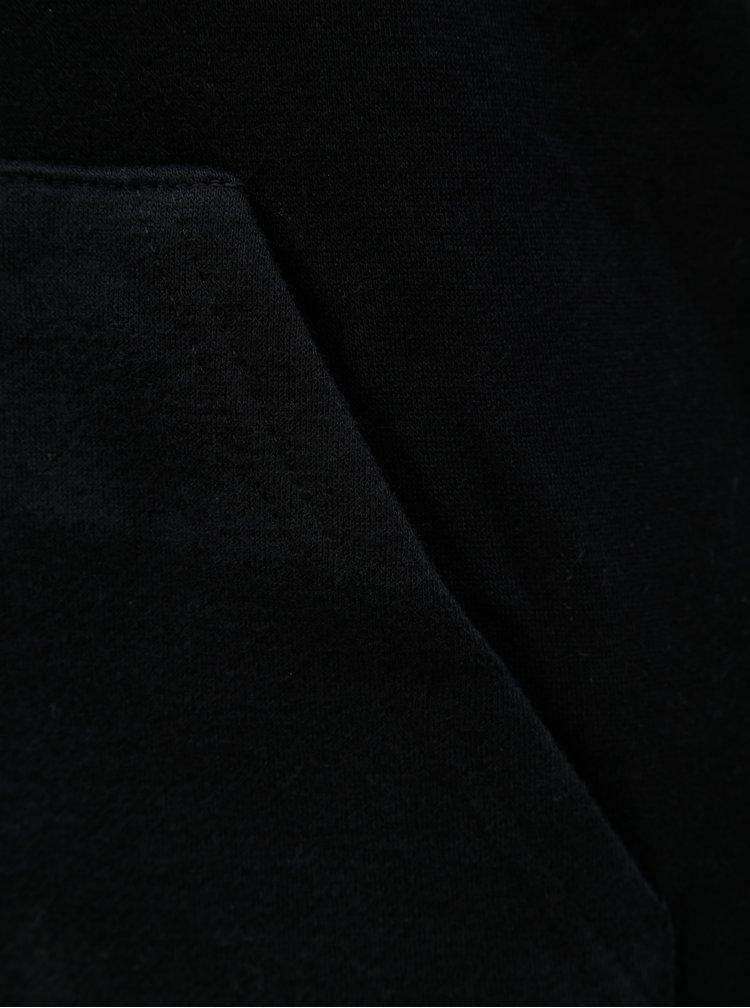 Černá mikina s kapucí ONLY Jasmin