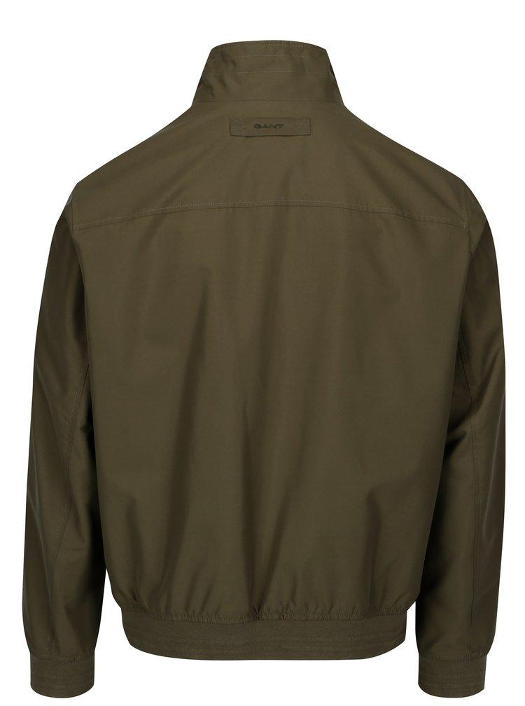 Zelená pánská bunda GANT