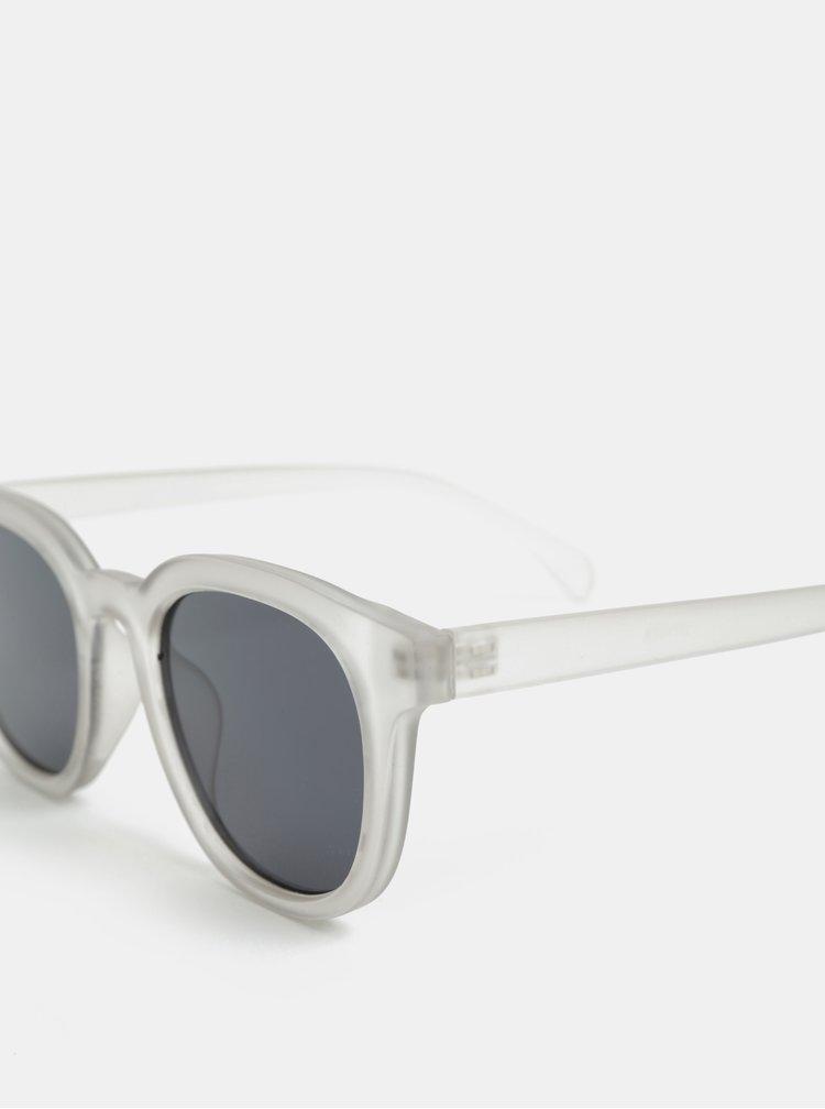 Šedé dámské sluneční brýle Jeepers Peepers