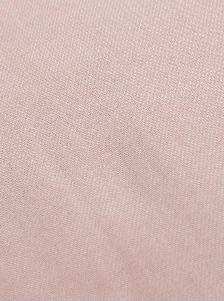 Esarfa roz Pieces Misto