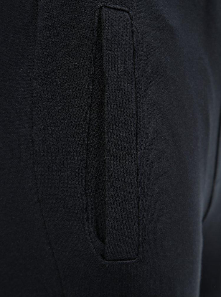 Tmavě modré klučičí tepláky s kapsami Blue Seven