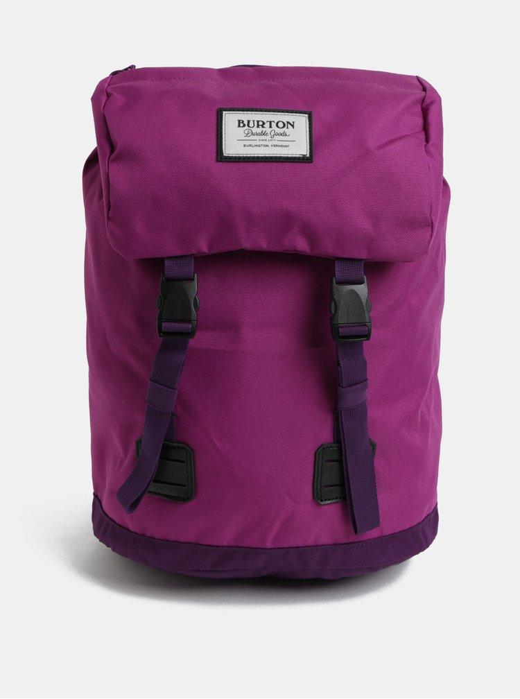 Fialový holčičí batoh s klopou Burton Youth Tinder 16 l