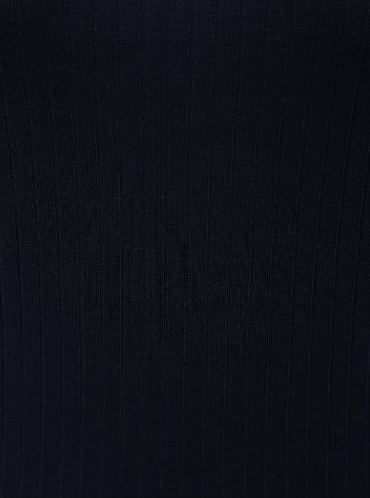 Helanca basic albastru inchis Jacqueline de Yong