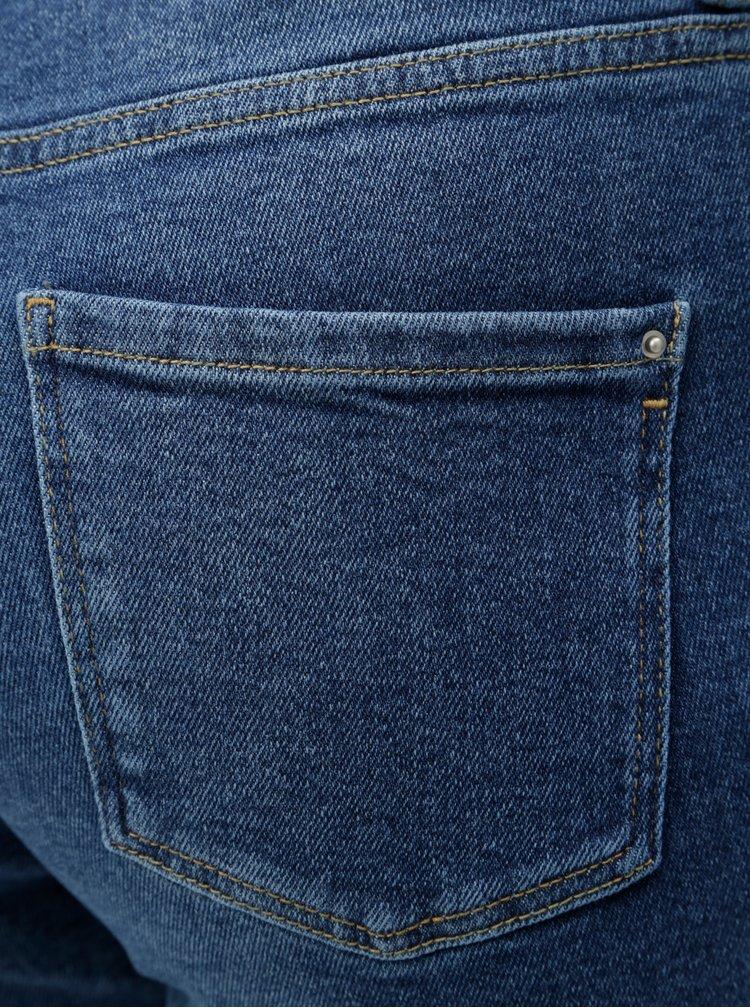 Modré skinny džíny Dorothy Perkins Darcy